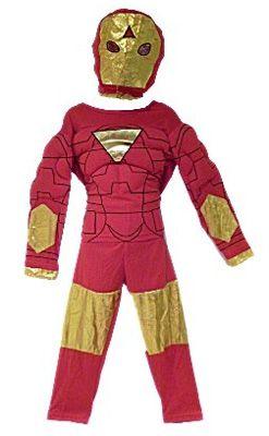 Costume di Iron Man per bambini