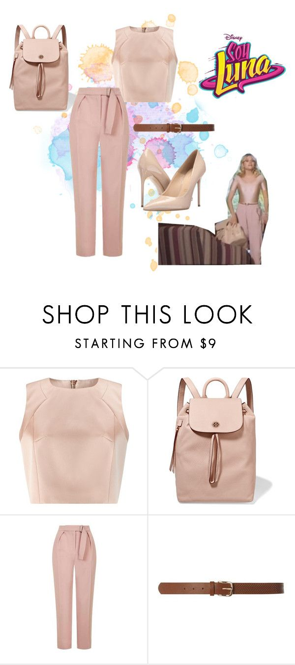 """""""soy luna"""" by maria-look on Polyvore featuring Jacques Vert, Tory Burch, Topshop, Dorothy Perkins and Massimo Matteo"""