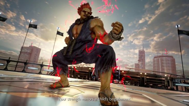 [Video]TEKKEN 7 PS4 Bryan Vs Akuma Gameplay #Playstation4 #PS4 #Sony #videogames #playstation #gamer #games #gaming