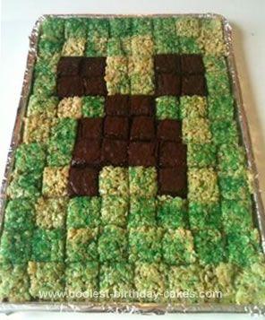 Minecraft Birthday Party-To-Go