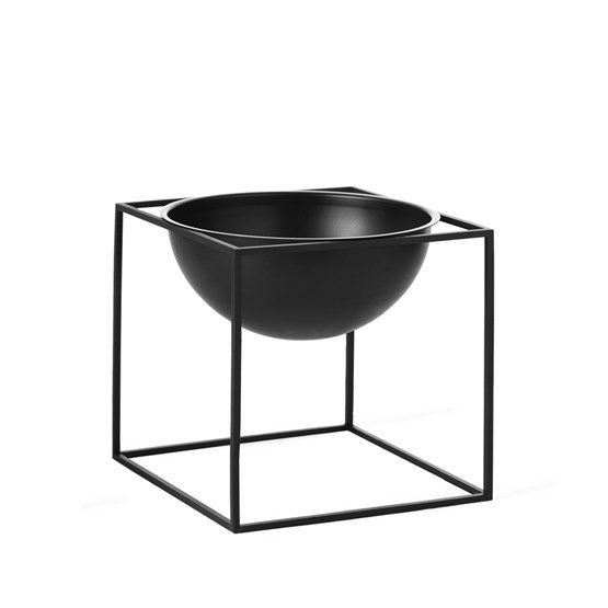 Kubus bowl skål - Kubus bowl skål - svart, large