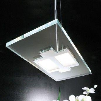 Nowoczesna lampa wisząca z serii Confine Cromo - producent Sforzin Illuminazione. #Sforzin #Sforzin_Illuminazione #Confine_Cromo #lampa_wiszące #wiszące_oświetlenie #nowoczesne_oświetlenie #design #interior #lampy_do_kuchni #abanet #abanet_kraków #abanet_lampy #lampy_kraków