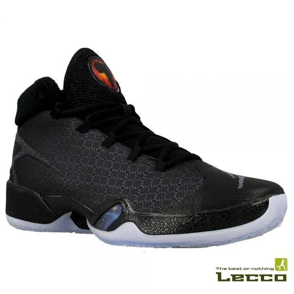 Обувь Мужские кроссовки Air Jordan XXX Black Cat