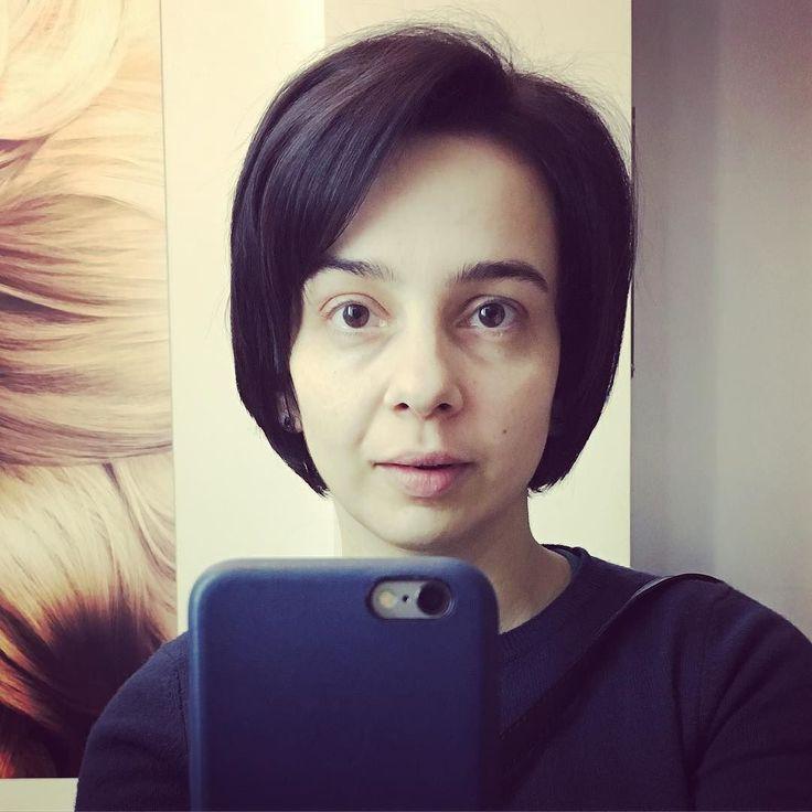 Jak wróciłam do domu od fryzjera moje dzieci zadawały mi różne pytania żeby sprawdzić czy to rzeczywiście ich mama :) #zmiana #gdzieloki