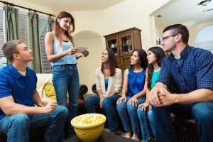 Fun Bible Games for Christian Teens and Youth Groups: Bible Charades