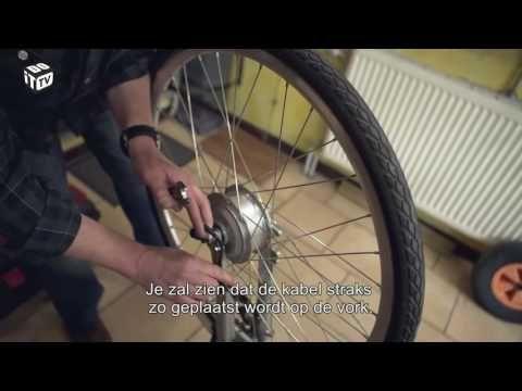 DIY on wheels - De elektrische fiets - YouTube