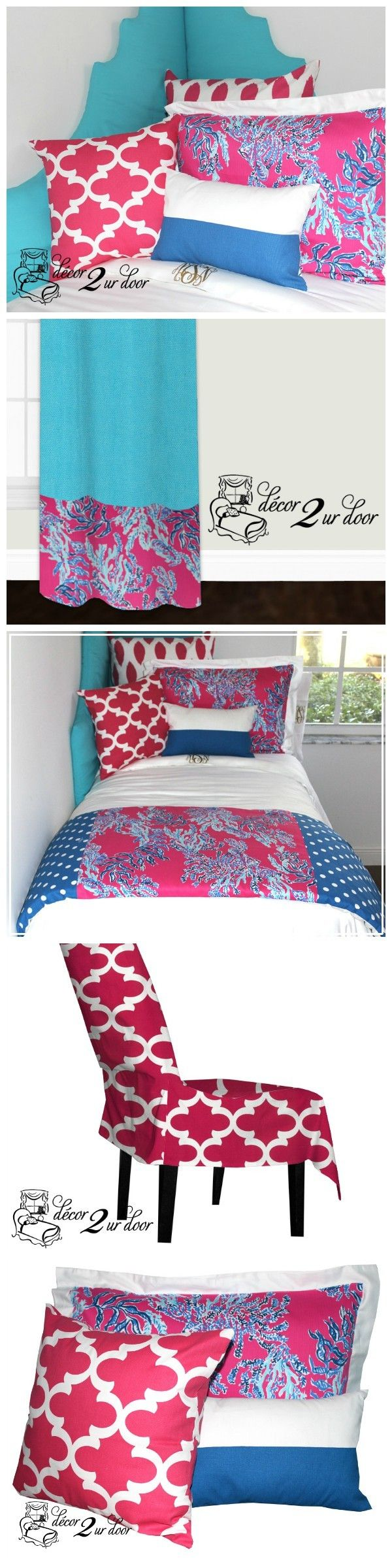 Lilly Dorm Room Bedding. Preppy Lilly Bedding And Décor. Decorate A Dorm  Room. Part 85