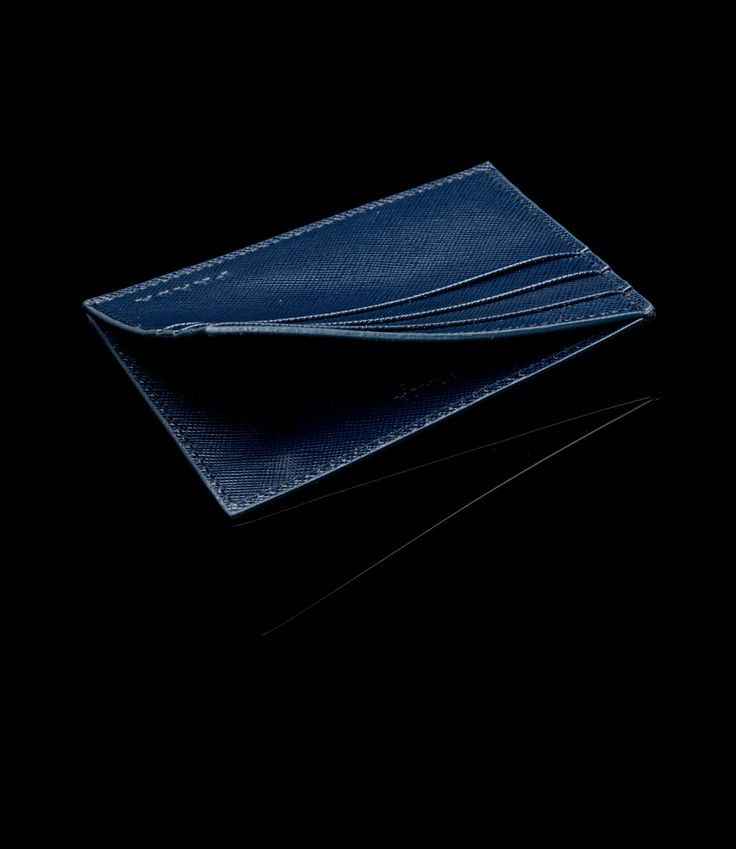 PRADA credit card holder, baltic blue | Love my Prada | Pinterest ...