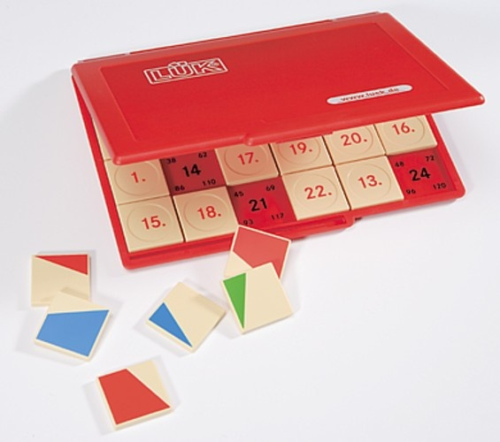 LÜK Kasten. I loved these. Montessori.
