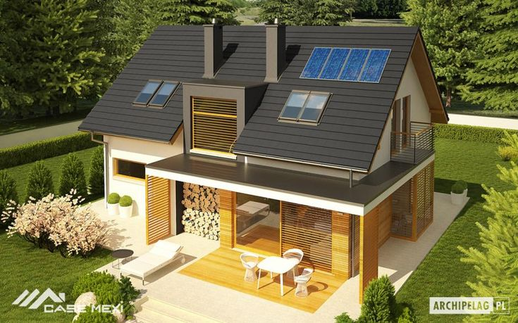 Green home: economical and ecological homes, earthquake and fire resistance, houses, homes, family homes, homes, villas.