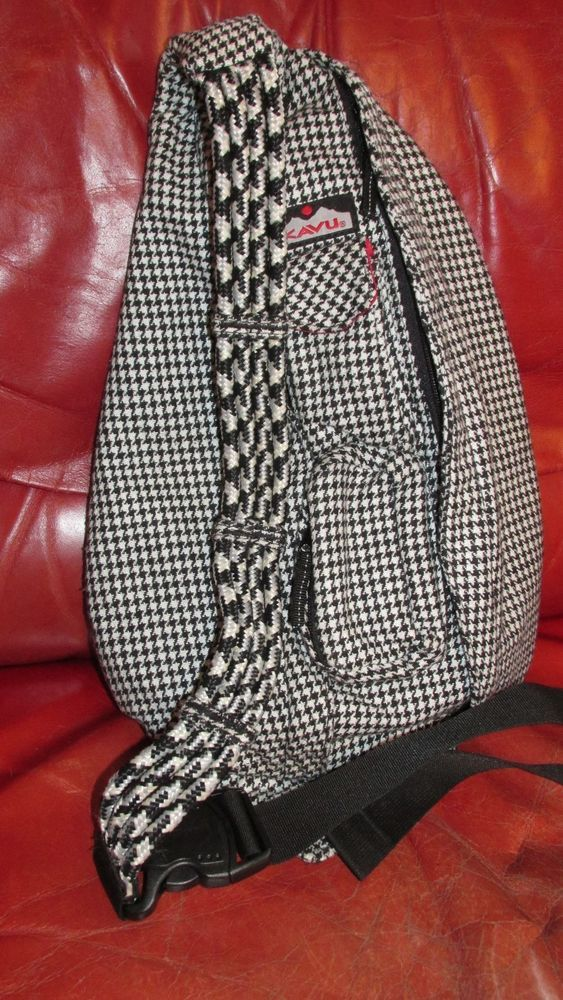Kavu Rope Bag Crossbody Alabama Sling Purse Limited Ed ...
