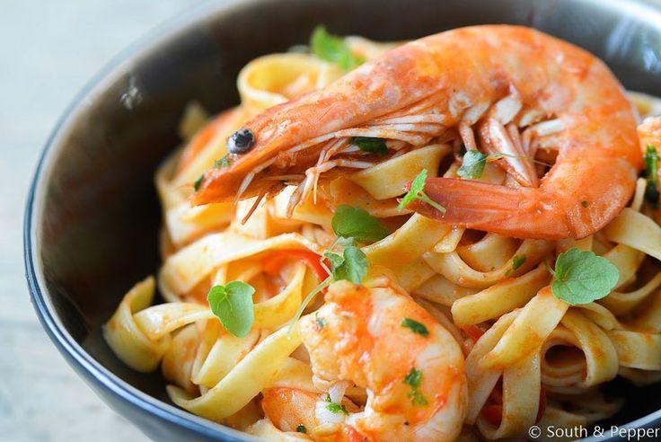 Dit voorgerecht is de ideale starter voor een gezellig diner onder vrienden. Het is snel klaar, het oogt chic en het is licht verteerbaar.
