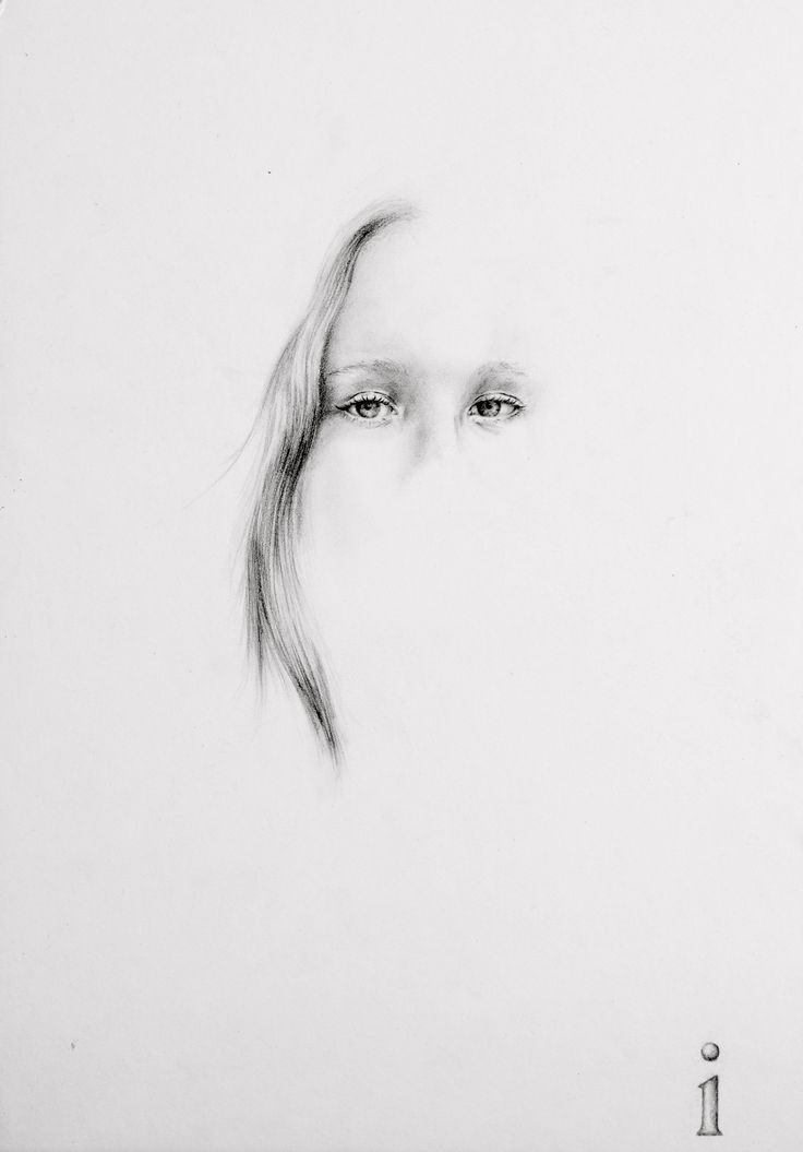 Pencil on Paper by Sally Ann Conwell
