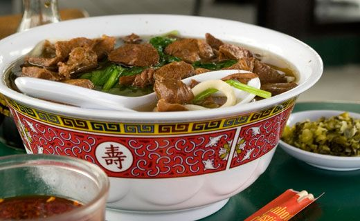 #SurviveTheCanadianCold with our Asian Beef and Rice Soup.