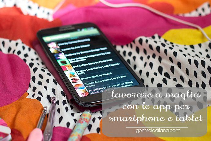 le mie 7 knitting app preferite