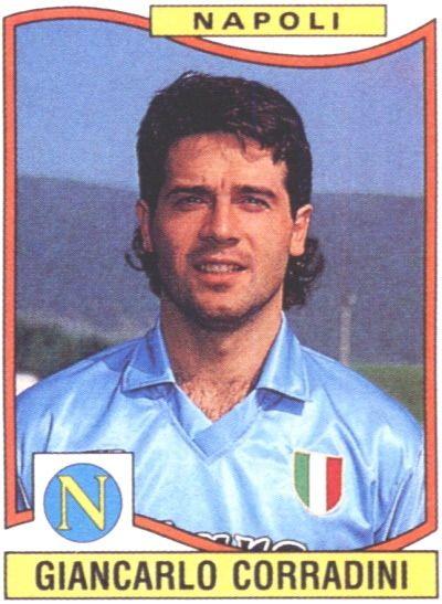 Giancarlo Corradini ELNAPLE 1926 Fan Shop T-Shirt for the fan of Napoli