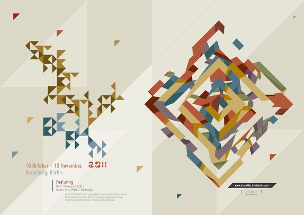 triangles: Graphic Design, Design Inspiration, Pattern, Color, Poster, Geometric Design, Nomed Font, Fonts, Typography