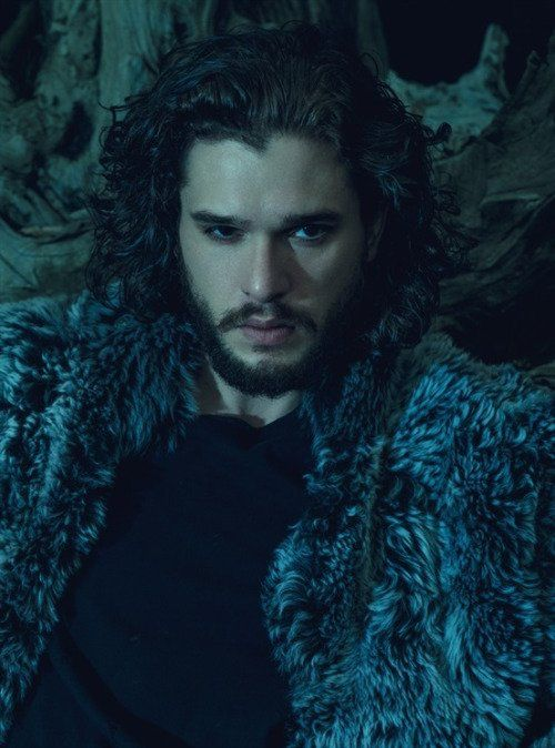 Kit Harington for Vogue Italia - May 2016