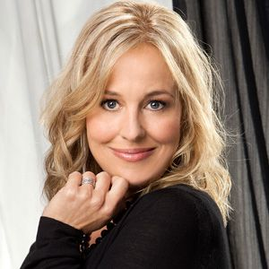 Genie Francis - Genevieve Atkinson from Young and the Restless. As well as Laura on GH