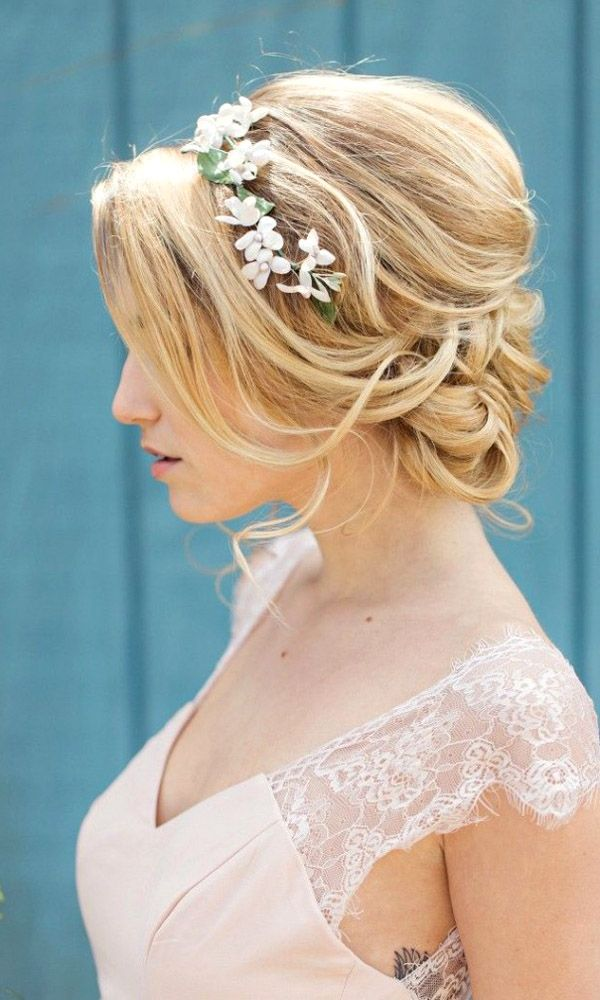 Bridal Shower Hairstyle : 54 best floral headpiece images on pinterest