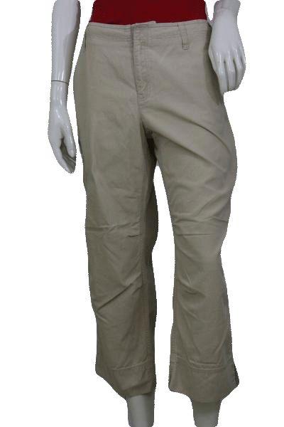 Ralph Lauren 5 Pocket Khaki Cargo Pants Size 12 (SKU 000120)