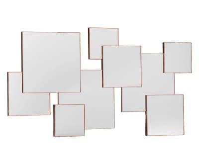 Oltre 25 fantastiche idee su specchi a parete su pinterest specchio realizzato in casa e specchi - Specchi rotondi da parete ...