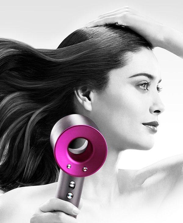 速報:ダイソンが斬新なドライヤーDyson Supersonicで美容家電に参入。大風量と髪が傷みにくい新方式採用 - Engadget Japanese