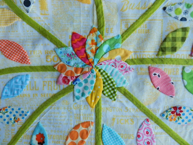 I love everything about this fabric craft.