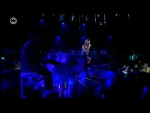 Charlotte : Madrid + Ik Hou Van U  ( Zo Is Er Maar Eén 2009)