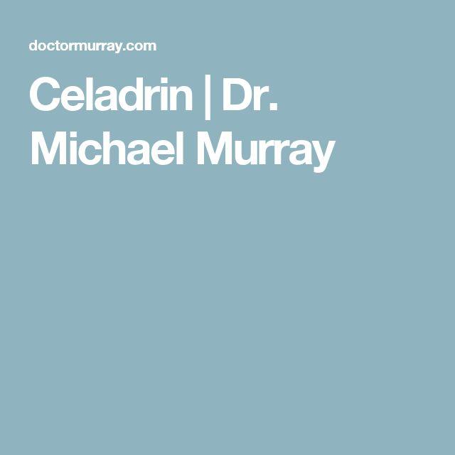 Celadrin | Dr. Michael Murray