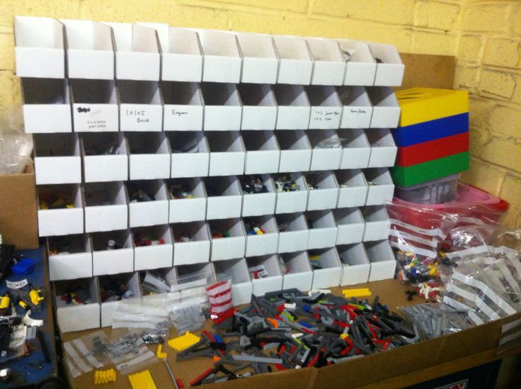 Our sorting station
