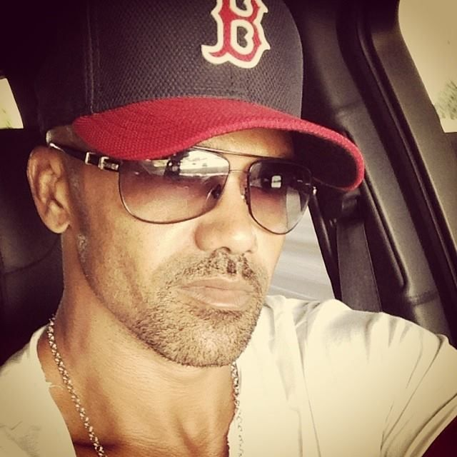 59 best give me more shemar moore images on pinterest for Shemar moore back tattoo