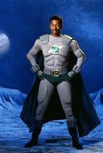 Meteor Man!!