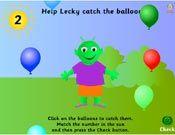 Crickweb -  15 free online resources for kindergarden
