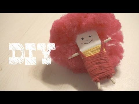 Worry Dolls DIY / 걱정인형 만들기│ yesiamyulia
