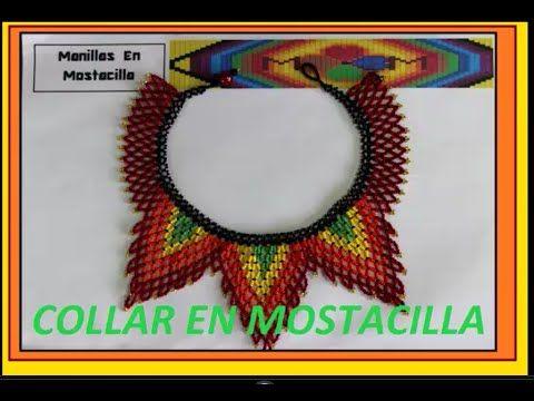 COLLAR EN MOSTACILLA 2 - YouTube