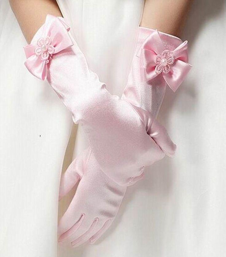 Girly princess gloves