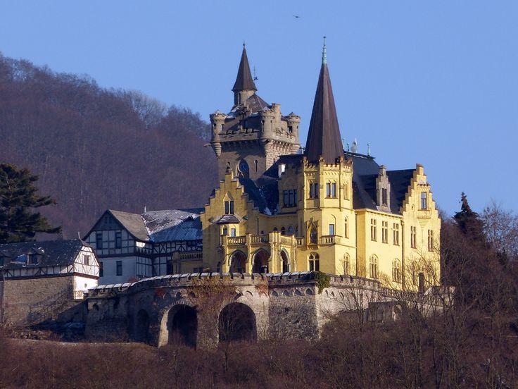 Bad Sooden-Allendorf - Schloß Rothestein