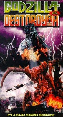 Godzilla vs. Destroyah (1995)
