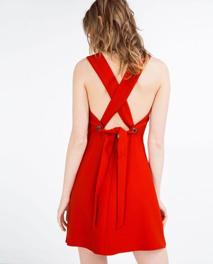 Catálogo de vestidos de Zara 2016 #vestidos #zara #primavera #verano #2016