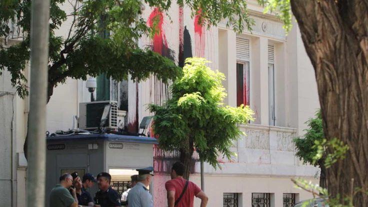 Εισβολή του Ρουβίκωνα στην Τουρκική πρεσβεία στην Αθήνα