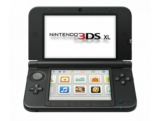 Dit is de Nintendo DS 3 XL in 3D