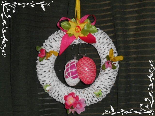 velikonoční tvoření