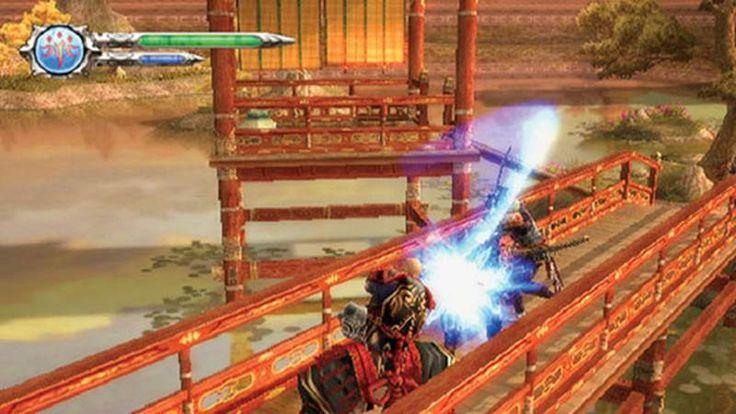 Genji Dawn of the Samurai PS2 Game