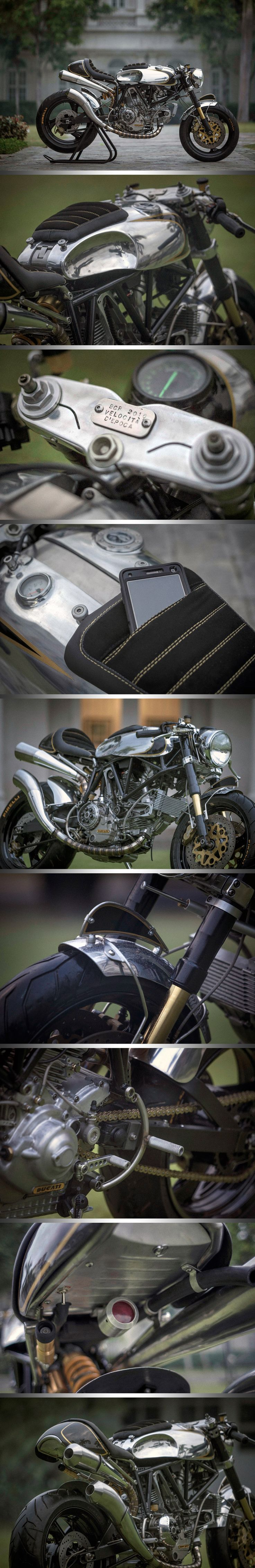 Ducati 900ss Cafe Racer by BCR