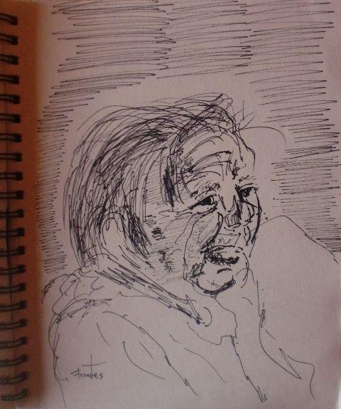 Arte Moderna e Contemporânea: A avó materna