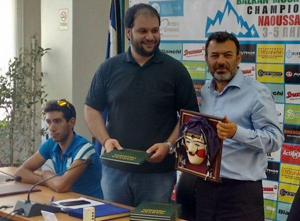 Πανέτοιμη η Νάουσα για το Βαλκανικό Πρωτάθλημα Ορεινής Ποδηλασίας