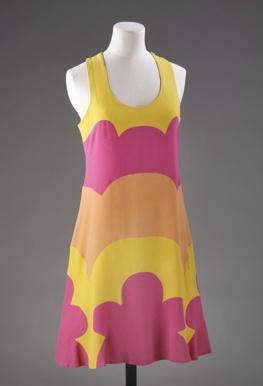 John Kloss dress from the V & A website