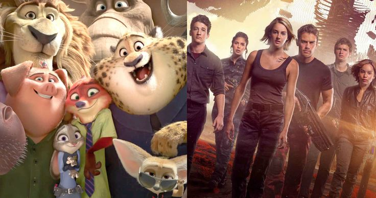 'Zootopia' Crushes 'Divergent: Allegiant' at the Box Office with $38M -- Disney's 'Zootopia' fends off newcomers 'Divegent: Allegiant' and 'Miracles From Heaven' to repeat at the box office with $38 million. -- http://movieweb.com/zootopia-box-office-weekend-3-divergent-allegiant/