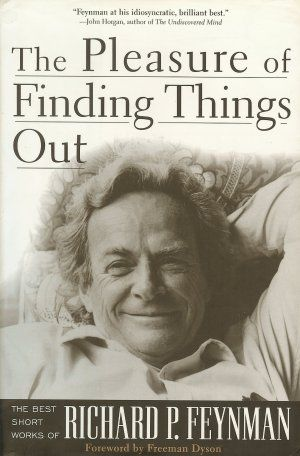 From one of the most brilliant minds of our time, Feynman was an American physicist known for his work in the path integral formulation of quantum mechanics, the theory of quantum electrodynamics and the physics of the superfluidity of supercooled liquid helium, as well as in particle physics.  He has also been credited with pioneering the field of quantum computing and introducing the concept of nanotechnology.